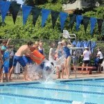 Parliament Panthers Swim Team goes 5-0, Win Division 16